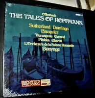 sealed 3-record set TALES OF HOFFMANN Offenbach London OSA 13106 Joan Sutherland