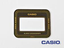 VINTAGE GLASS CASIO A-180 NOS BROWN
