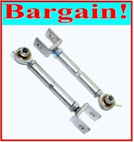ADJUSTABLE REAR TRACTION CONTROL ARM ROD for NISSAN SKYLINE R32 R33 R34 RB25