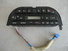 AC Heater Control 99 Jaguar XJR V8 4.0 Super Charge