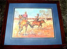 Craig Taylor Original Australian Oil titled 'The Runaway'