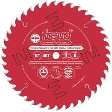 "Freud 10""X40T Fusion Saw Blade"