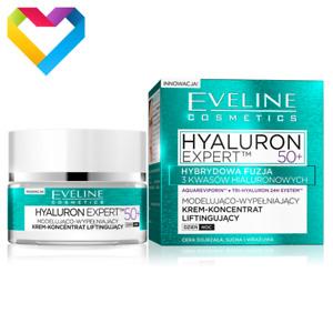 Eveline Cosmetics Hyaluron Expert 50+ Day Night Cream Mature Skin 50ml