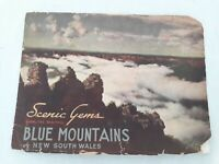 Scenic Gems From The Beautiful Blue Mountains of New South Wales c1950s (?)