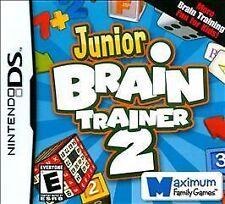 Junior Brain Trainer 2 - Nintendo DS