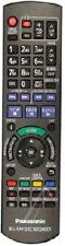 Genuine Panasonic N2QAYB000337 Blu-ray/DVD Recorder Remote DMR-BS750 DMR-BS850