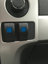 Ford Raptor / F150 Dual Switch Panel - 2009 - 2014 (Fits in Passenger Cubby H...