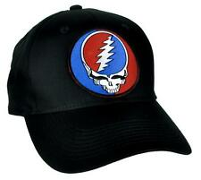 Grateful Dead Skull Hat Baseball Cap Alternative Clothing Jerry Garcia