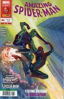 Amazing Spider-man.(L'Uomo Ragno 706).La simulazione.Marvel Legacy-Panini