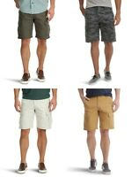New Wrangler Men's Cargo Shorts Ripstop with Stretch Four Colors All Sizes