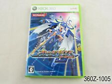 Otomedius G Xbox 360 Japanese Import Japan Gorgeous Konami JP US Seller A