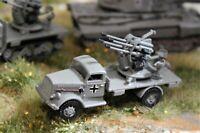 Wehrmacht Opel Blitz mit Flakvierling