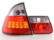 Led Rückleuchten BMW 3er Touring Typ E46 Bj. 98-05 klar/rot Led Rückleuchten BMW