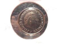 CIRCULATED 1980 10 CENT NETHERLANDS COIN! (71215)