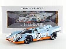 NOREV 1/18 PORSCHE 917 K Gulf - 24h du Mans 1970 187584