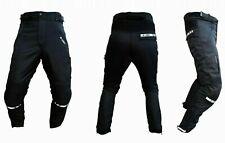 Pantalone Moto in Cordura Altavisibilita Impermiabile Termico Estrabile BIESSE