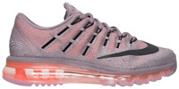 New Nike Women's Air Max 2016 in Purple Smoke/Black Colour Size 8.5