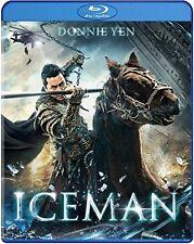 Iceman [Blu-ray]   -- Hong Kong Kung Fu Martial Arts Action movie DVD - NEW--b11