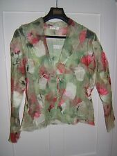 Ladies matching blouse and jacket by Chianti from Gray and Osbourn