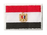 Écusson badge patche thermocollant Egypte souvenir petit patch 45x30 mm