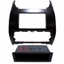 Best Kits BKTOYK981 Aftermarket Radio Dash Kit 2-DIN w/Pocket for Toyota OPEN
