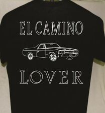 El Camino Lover T shirt more t shirts listed for sale Great Gift men or women