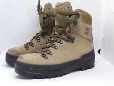 Timberland Sz 7 Leather Brown/Tan Goretex Chukka Hiking Boots 68315 Vibram