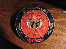Cooperstown TNT Nationals Pin - New York USA Baseball 2013 Championship Lapel