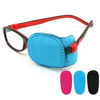 3 Pairs Amblyopia Eye Patch for Glasses Kids Strabismus Lazy Eye Patches NEU