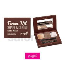 Barry M Brow Kit Light to Medium - Shape & Define Eyebrow