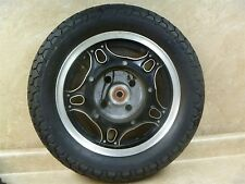 Honda 650 CB CUSTOM CB650-C Used Rear Wheel Rim 1980 Vintage HB152 HW229