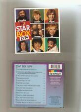 STAR BOX 1974, RTL2,,Sampler-CD, sehrgut, 14 Hits,,George McCrae,Vicky leandros,