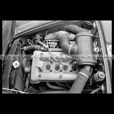 #pha.032237 Photo ALFA ROMEO GIULIETTA SPRINT VELOCE 1961 ENGINE Car Auto