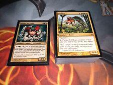 Mtg Full EDH Deck - *Mayael the Anima Beast Tribal* - Lots of Rares/Mythics!!!
