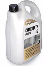 4 X Clean Seal 16l Litre Concrete Sealer Paving Patio Primer Seals