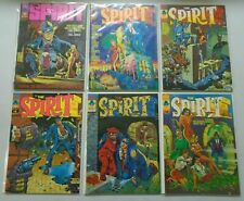 The Spirit (Warren) lot 18 different from #1-41 last issue 4.0 VG (1974-83)