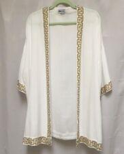 Halloween gift-Medieval Roman// Greek Tunic Half Sleeves White//Cotton.Tunic