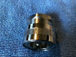 """6350 NITO 6 SERIES FEMALE QUICK COUPLING X 3/4"""" BSP FEMALE HOSE WATER CONNECTOR"""