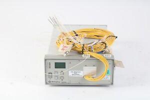 JDS Uniphase Sb1c30053+27xf003nc Sb Séries Fibre Optique Interrupteur