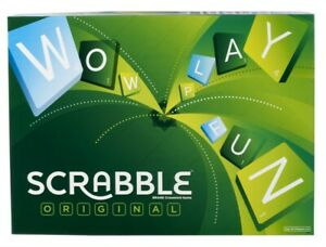 NEW Scrabble Original Board Game from Mr Toys