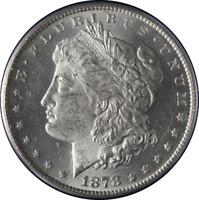 1878-CC Morgan Silver Dollar PCGS MS62 Bright White Nice Strike