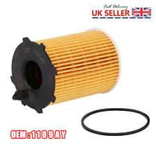 Oil Filter for Diesel Citroen Peugeot 1.4&1.6 HDI+Ford 1.4 1.5 & 1.6 TDCI 1109AY