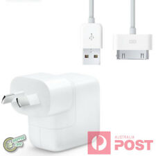 Original Genuine Apple iPhone3G S iPhone4 iPhone4S WALL CHARGER USB Data Cable