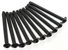 Axial Racing Spawn AXA441 Hex Tap Button Head M3x30mm Black (10)