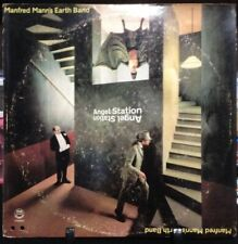 MANFRED MANN'S EARTH BAND The Angel Station Album Released 1979  Vinyl/Record