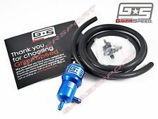 GRIMMSPEED UNIVERSAL MANUAL TURBO BOOST CONTROLLER BLUE FOR WRX STI EVO