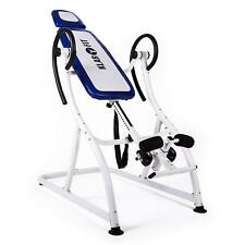 Inversion Table Gravity Back Body Spinal Therapy Indoor Home Fitness Sport 150Kg