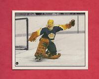 RARE 1987 KINGS # 269  ACTION GOALIE STICKER CARD
