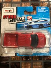 RED  2015 Chevrolet Colorado. 2018 MAISTO FRESH METAL New in Package!