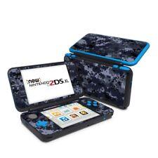 Nintendo 2DS XL Skin - Digi Navy Camo - Decal Sticker